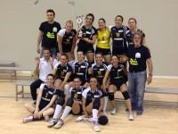 Volley San Paolo Azzurra Campione Provinciale 2014/15 Prima Divisione femminile