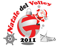 Logo Natale del Volley 2011 200x150