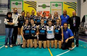 Canavese Volley 2^ Classificata Provinciale U18F 2012/2013