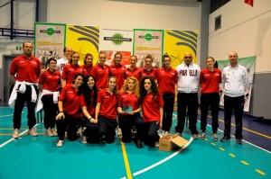 Sporting Parella 3^ Classificata Provinciale U18F 2012/2013