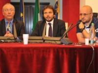 Presentazione World League a Torino 2013