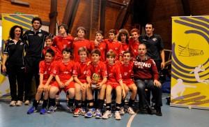 Arti e Mestieri Campione Provinciale U14M 2012/2013