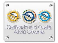 Certificazione Qualità Attività Giovanile 200x150