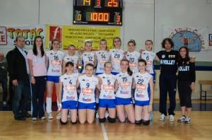 In Volley Chieri Cambiano Campione Provinciale Under 13