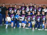 In Volley Campione Regionale Under 14