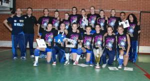 In Volley Campione Regionale Under 14