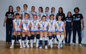 Habimat Famila In Volley Under 13