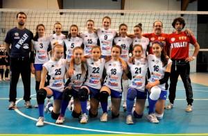 In Volley - 2° Classificato U13F