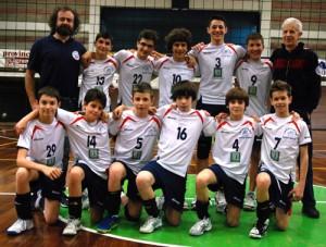 Lasalliano Finale Regionale Under 14