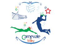 Logo Carnevale Minivolley 200x150