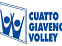 Logo Cuatto Giaveno Volley