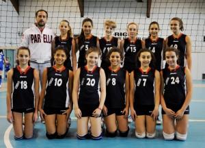 Sporting Parella - 4° Classificato U13F