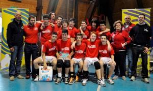 Sant'Anna Pescatori 2° Classificato U14M 2012/2013
