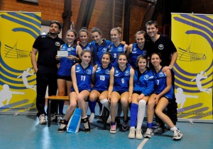 Testona 4^ Classificata Under 14F 2012/2013