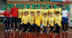 Selezione Provinciale Torino Maschile 2012