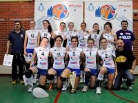 In Volley Chieri Cambiano U14F Campione regionale 2012/2013