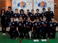 Arti e Mestieri U14 Campione Regionale 2012/2013