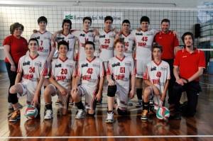 Sant'Anna Pescatori U14 3° Classificato regionale 2012/2013