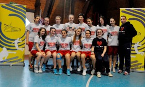 Union For Volley 2^ Classificata Under 14F 2012/2013