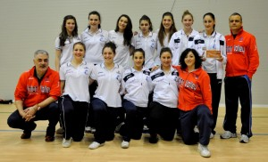 Unionvolley Pinerolo Under 16 2012/2013