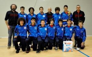 Ascot Lasalliano Under 15 2012/2013