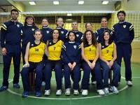 PGS San Paolo Vincitrice 1 Divisione Femminile