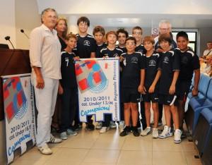 -premi 2011 U13M lasalliano